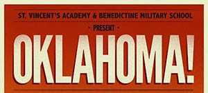 St. Vincent's Academy and BC Present Oklahoma!